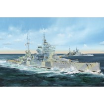 Battleship HMS Queen Elizabeth (Trumpeter, 1:350)