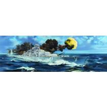 German Bismarck Battleship (Trumpeter, 1:200)