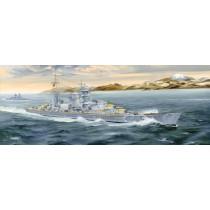 German Heavy Cruiser Blucher (Trumpeter, 1:350)
