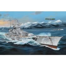 German Scharnhorst Battleship (Trumpeter, 1:200)