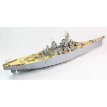 USS Missouri BB-63 (Trumpeter 1/200)