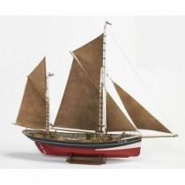 FD 10 Yawl (Billing Boats, 1:50)