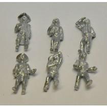 Crew Figures (Mantua, 1:64)