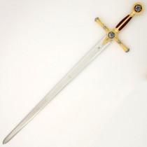 Masonic Sword Gold Finished (Marto)