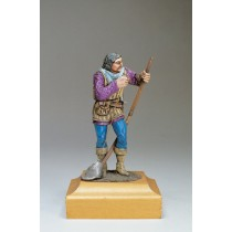 English Longbowman Figurine, XV Century  (Amati)