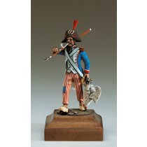 French Grenadier Figurine, 1752 (Amati)