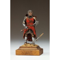 English Knight Figurine, XIV Century (Amati)