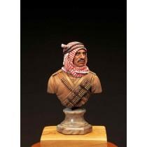 Jordan Army Bust, 1960 (Amati)