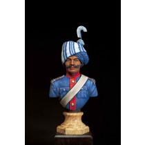 Bengal Lancer Bust, 1888 (Amati)