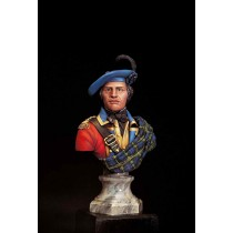 105 Highlanders Bust, 1750 (Amati)