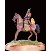 Mounted Ottoman Gazi Figurine, XIV Century (Amati)