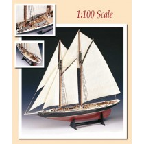 AM1447 Amati Bluenose Model Boat Kits