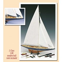 Endeavour J Class with Tools - Amati AM1700/10 Model Boat Kits