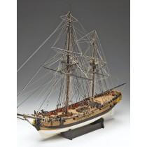 HMS Granado, Bomb Vessel (Amati, 1:64)