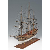 HMS Fly ship model plans (Amati)