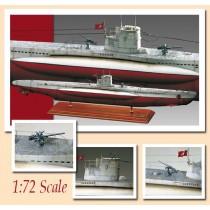 U-Boat (Amati, 1:72)