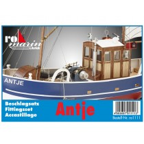 Antje Fittings Set w/ Net (Krick)