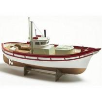 Monterey Fishing Boat (Billing Boats 1:20)