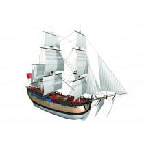 HMS Endeavour (Billing Boats 1:50)