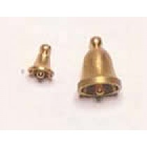 Ships Bell in Polished Brass (6mm, AM4140/06)