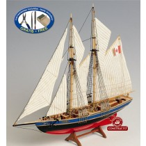 Bluenose II - wooden model kit from Constructo  80618