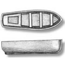 Plastic Lifeboat (28mm, AM4300/28)