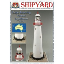 Cape Bowling Green Lighthouse Paper Kit (Shipyard 1:72)