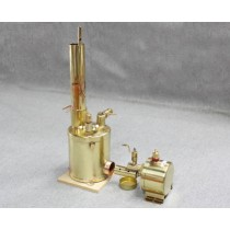 Boiler & Burner Set BT-1L (Saito)