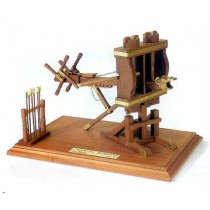 10th Century Byzantine Catapult (Mantua, 1:17)