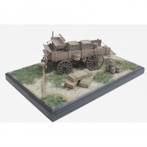 Wild West Wagon Diorama (Disar 1:20)