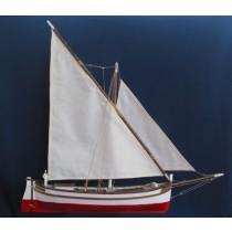 Bilancella Carlofortina wooden model boat kit - CCV Model