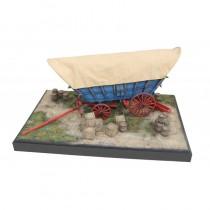 Conestoga Wagon Diorama (Disar 1:20)