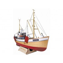 Conny Nordic Fishing Boat (Turk, 1:25)