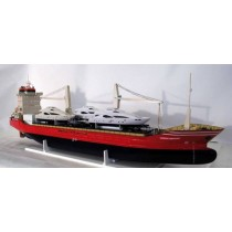 Anna Marie Heavy Lift Ship - RC ready (Dean's Marine, 1:83)