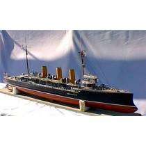 HMS Skirmisher - RC Ready (Dean's Marine, 1:96)