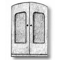 Metal Ships Door (10x7mm, AM4250/01)