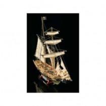 Blackbeard Pirate Ship (Mamoli 1:57)