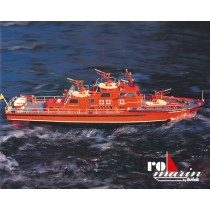 Düsseldorf Fire-Fighting Boat (Krick 1:25)