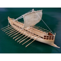 Greek Bireme (Dusek, 1/72)
