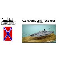 CSS Chicora/Savannah (1:192, Flagship Models)
