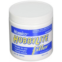 HobbyLite Filler-White