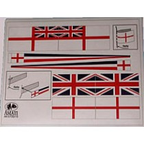 HMS Victory Flag set (AM5700/15)