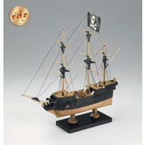 Pirate Ship (Amati 1:135)