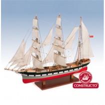 Glenlee/Galatea Constructo Wooden Ship Model Kit 80842