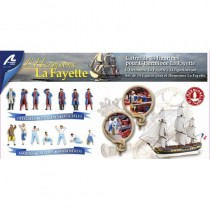 Hermione LaFayette Figurine Set (Latina, 1:89)