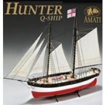 "Combo Set #5 - Q-Ship ""Hunter"""