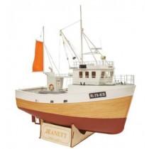 "Jeanett Nordic Fishing Boat"" (Turk, 1:25)"