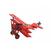 Avion Fokker DR.I – Red Baron (Artesania Latina)