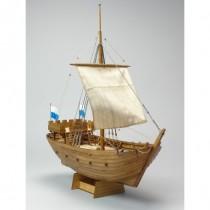 Kogge von Kampen Wooden Model (Shipyard, 1:72)