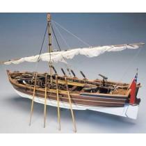 Lancia Armata Pre-Sewn Sail (Mantua 1:16)